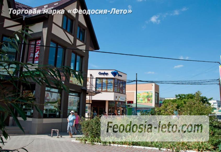 Районы Феодосии: бульвар Старшинова и улица Крымская - фотография № 24
