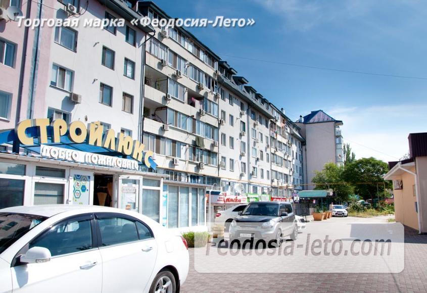 Районы Феодосии: бульвар Старшинова и улица Крымская - фотография № 25