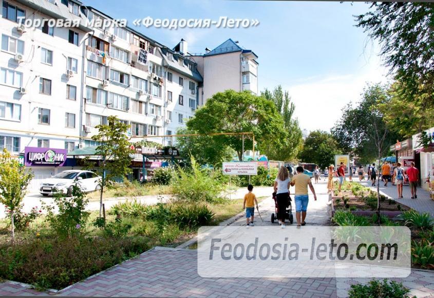 Районы Феодосии: бульвар Старшинова и улица Крымская - фотография № 27