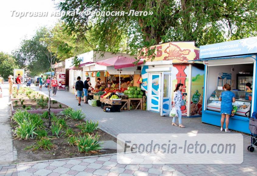 Районы Феодосии: бульвар Старшинова и улица Крымская - фотография № 28
