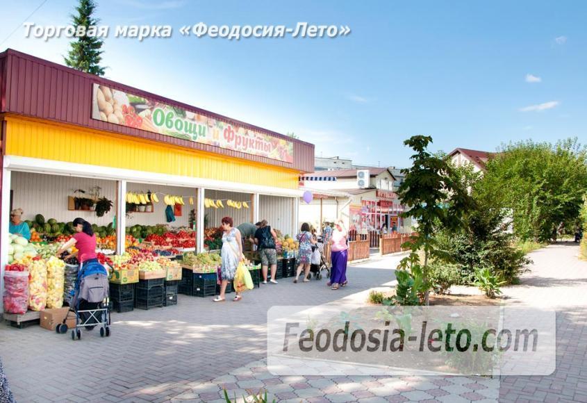 Районы Феодосии: бульвар Старшинова и улица Крымская - фотография № 29