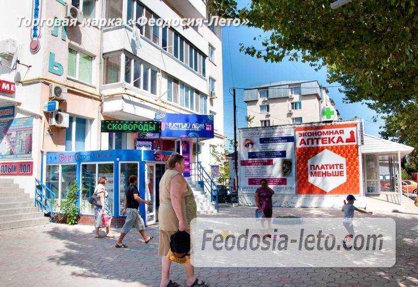 Районы Феодосии: бульвар Старшинова и улица Крымская - фотография № 31