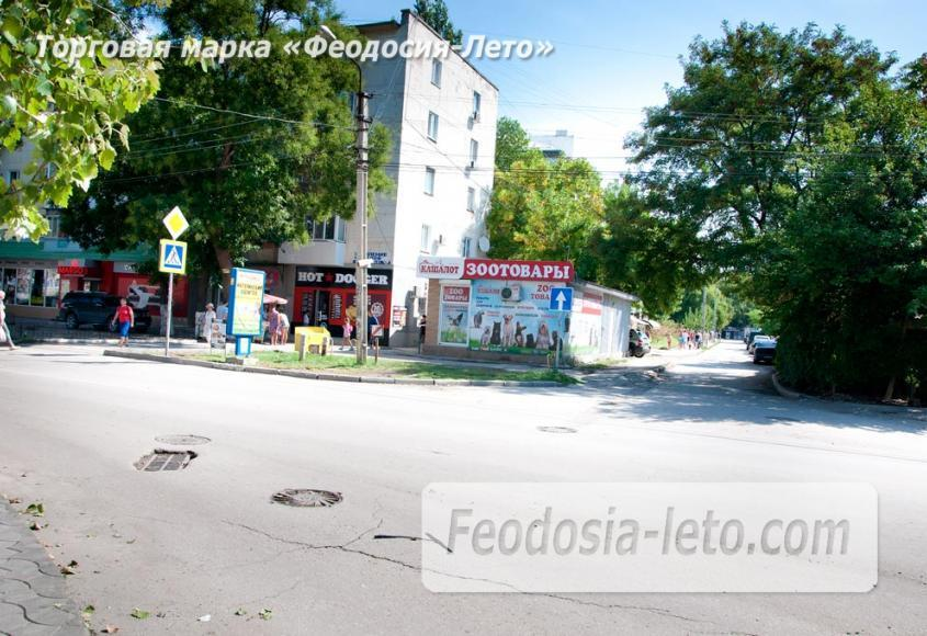 Районы Феодосии: бульвар Старшинова и улица Крымская - фотография № 32