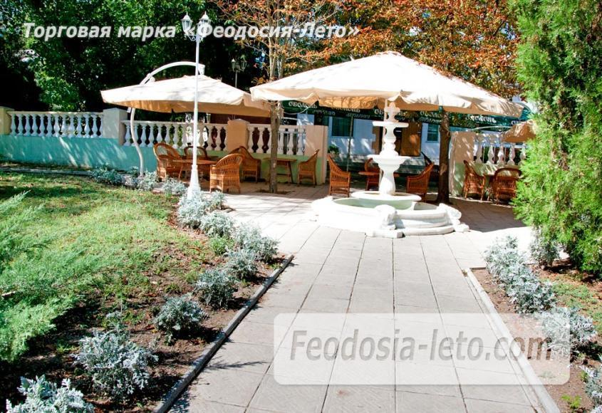 Проспект Айвазовского в Феодосии - фотография № 2