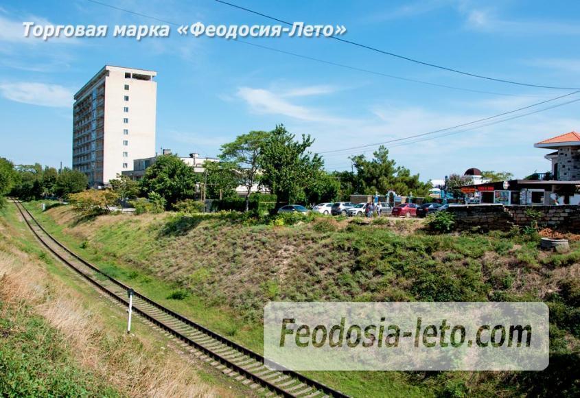 Проспект Айвазовского в Феодосии - фотография № 6