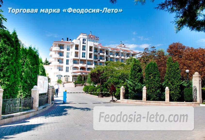 Крым Феодосия проспект Айвазовского - фотография № 16