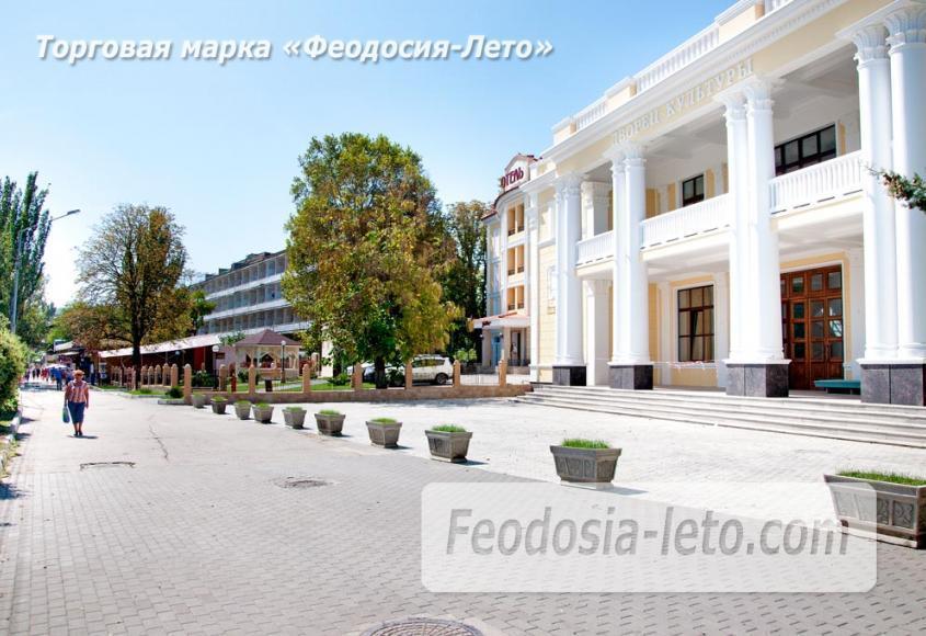 Крым Феодосия проспект Айвазовского - фотография № 17