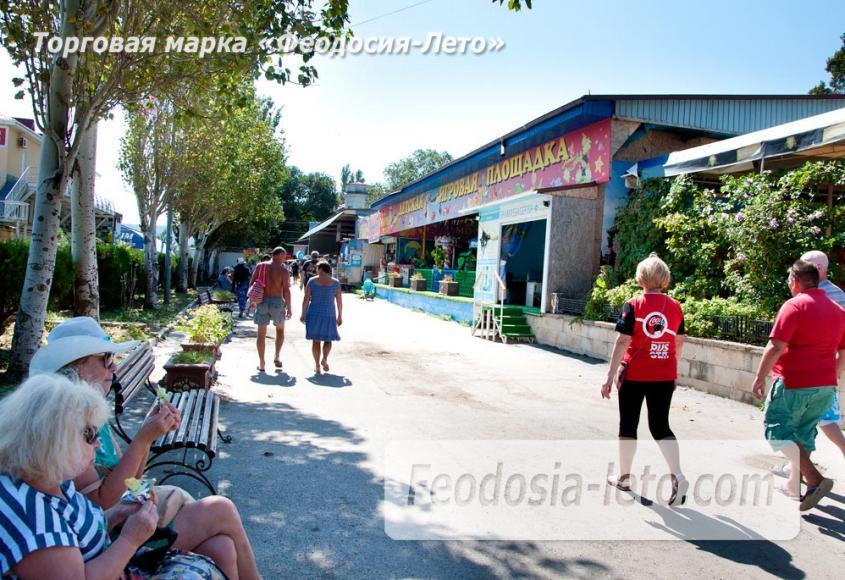 Крым Феодосия проспект Айвазовского - фотография № 20