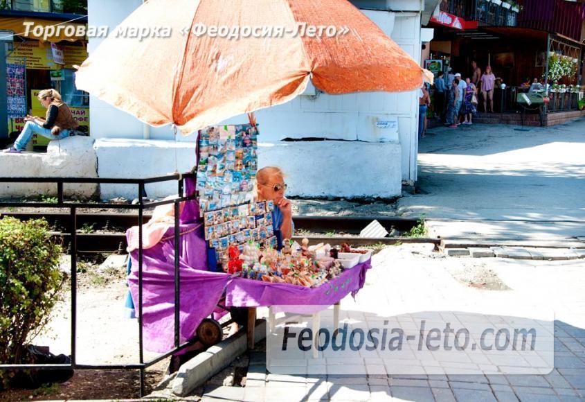Отдых в Феодосии на проспекте Айвазовского - фотография № 26