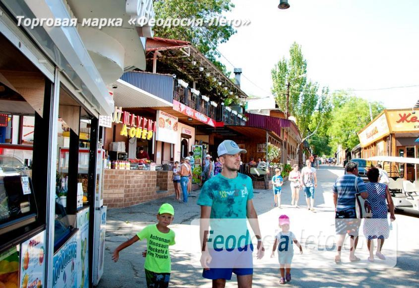 Отдых в Феодосии на проспекте Айвазовского - фотография № 27