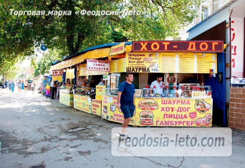 Отдых в Феодосии на проспекте Айвазовского - фотография № 29