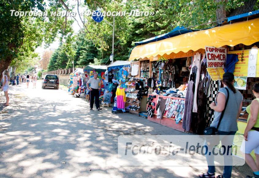 Отдых в Феодосии на проспекте Айвазовского - фотография № 31