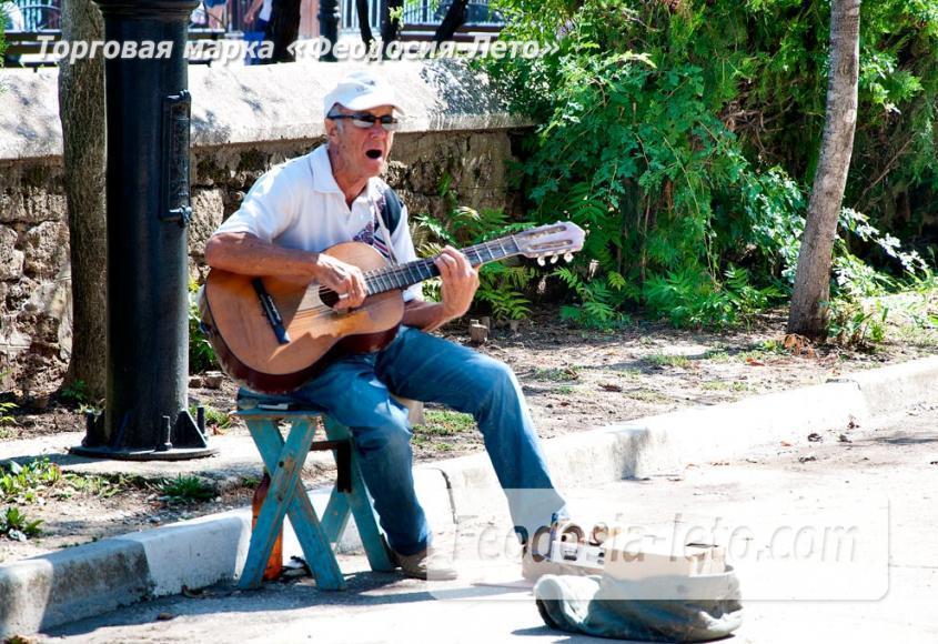 Отдых в Феодосии на проспекте Айвазовского - фотография № 33