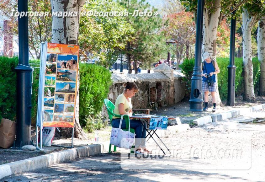 Отдых в Феодосии на проспекте Айвазовского - фотография № 34