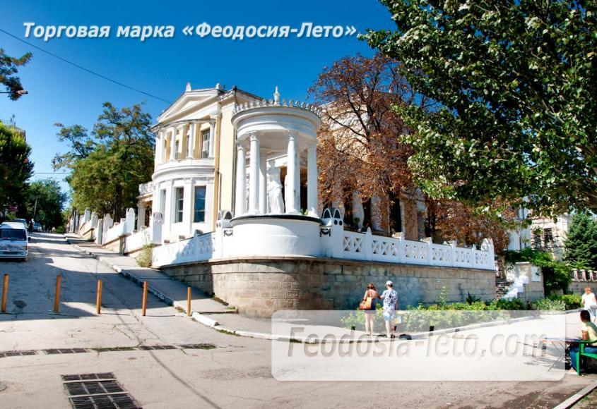 Отдых в Феодосии у моря на проспекте Айвазовского - фотография № 39