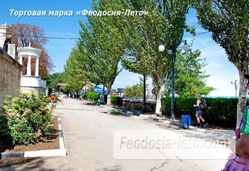 Отдых в Феодосии у моря на проспекте Айвазовского - фотография № 42