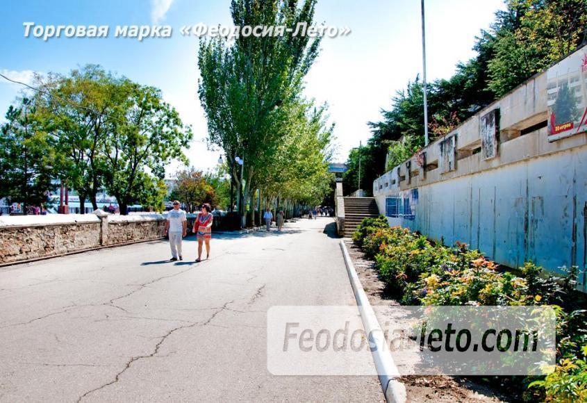 Отдых в Феодосии у моря на проспекте Айвазовского - фотография № 43