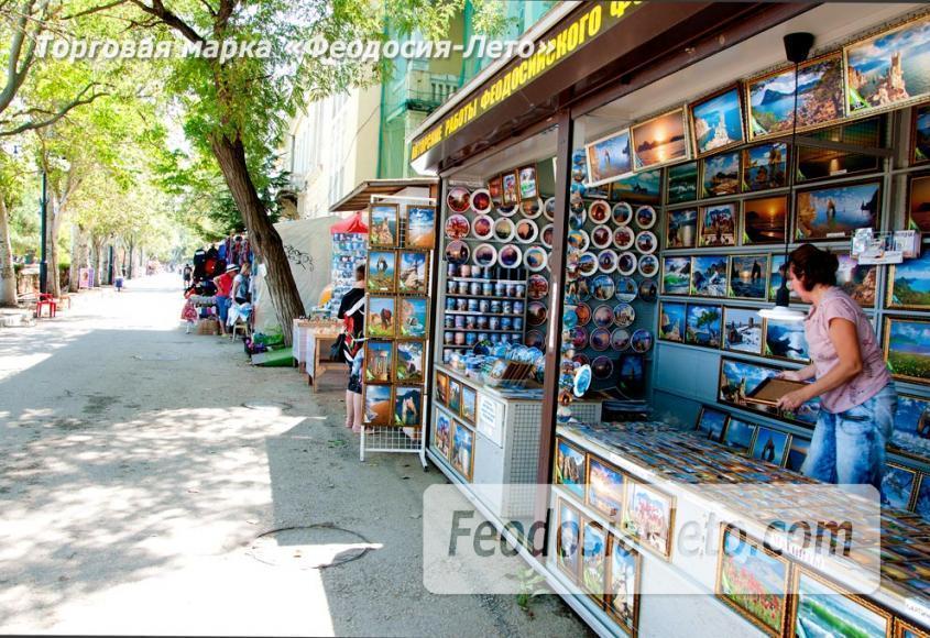 Отдых в Крыму г. Феодосия проспект Айвазовского - фотография № 47