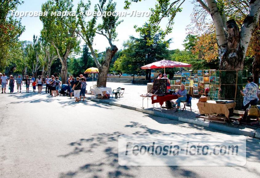 Отдых в Крыму г. Феодосия проспект Айвазовского - фотография № 50