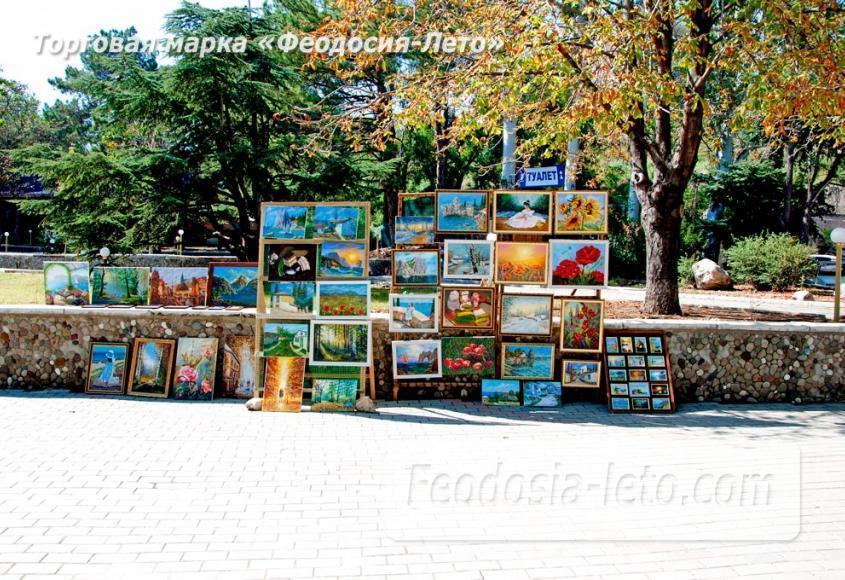 Отдых в Крыму г. Феодосия проспект Айвазовского - фотография № 51