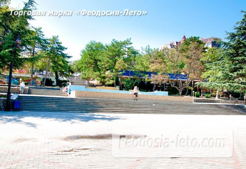 Отдых в Крыму г. Феодосия проспект Айвазовского - фотография № 54