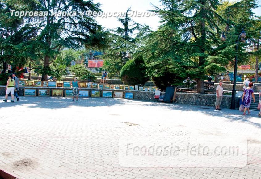 Отдых в Крыму г. Феодосия проспект Айвазовского - фотография № 55