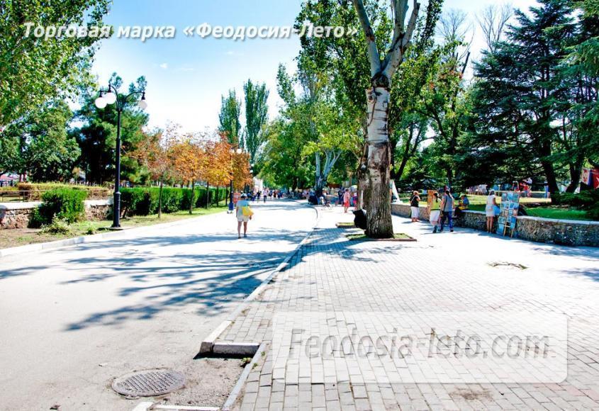 Отдых в Крыму г. Феодосия проспект Айвазовского - фотография № 56