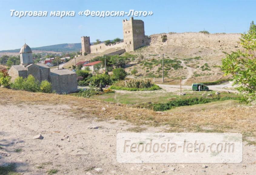 Генуэзская крепость в Крыму - Феодосия - фотография № 2