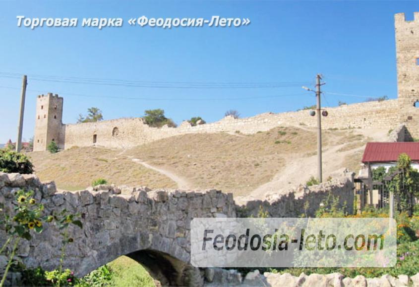 Генуэзская крепость в Крыму - Феодосия - фотография № 5