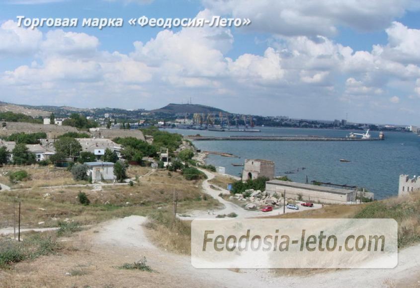 Генуэзская крепость в Крыму - Феодосия - фотография № 9