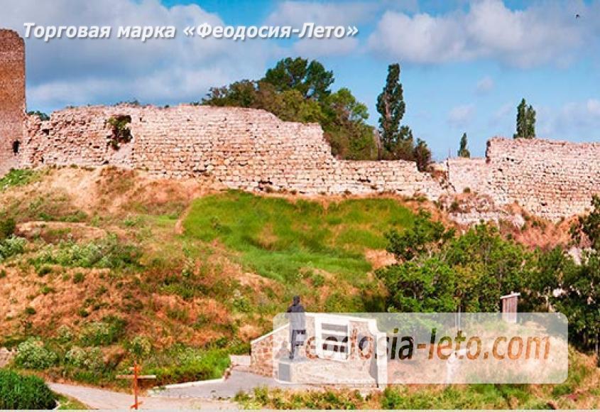Генуэзская крепость в Крыму - Феодосия - фотография № 10