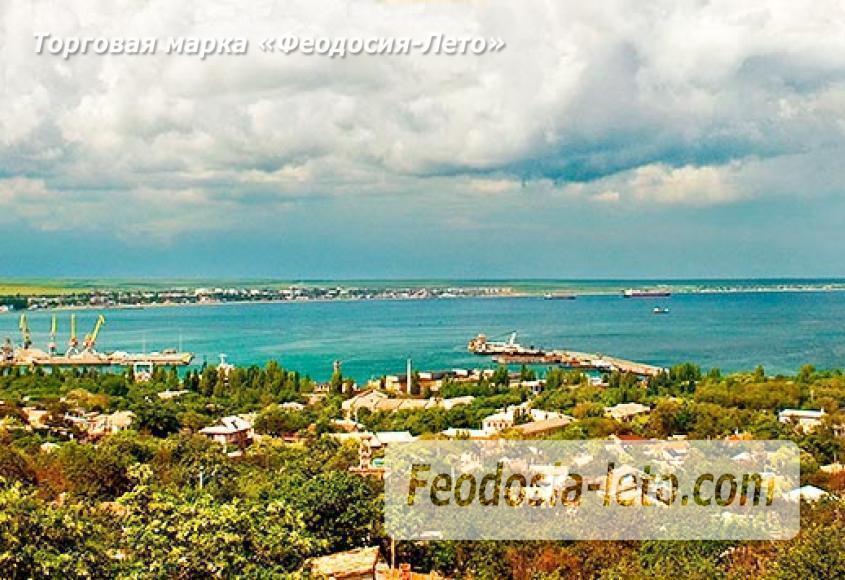 Генуэзская крепость в Крыму - Феодосия - фотография № 11