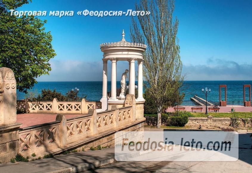 Пешеходная обзорная экскурсия вдоль моря по городу Феодосия - фотография № 2