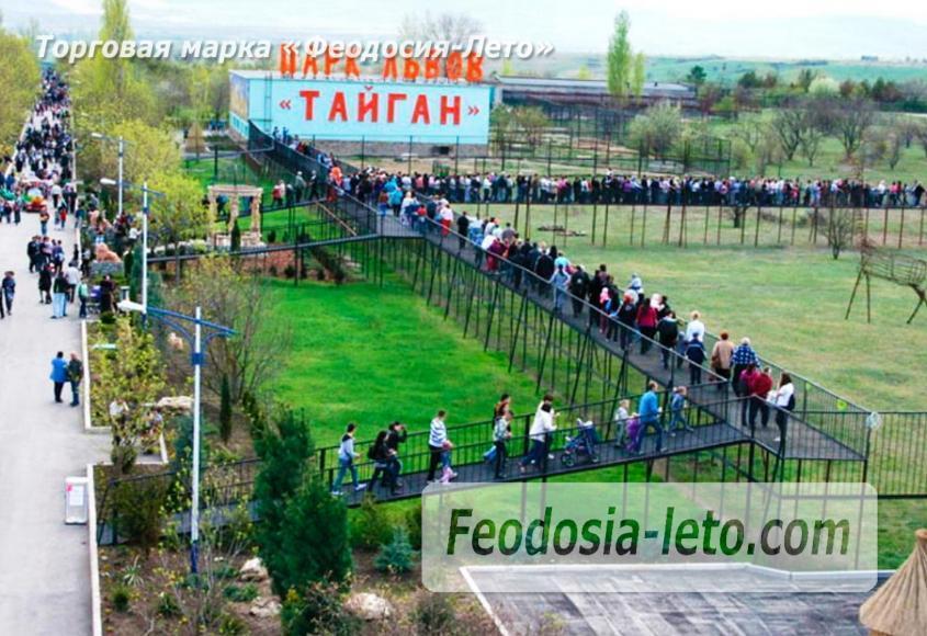 Крым Белогорск парк львов Тайган - фотография № 21