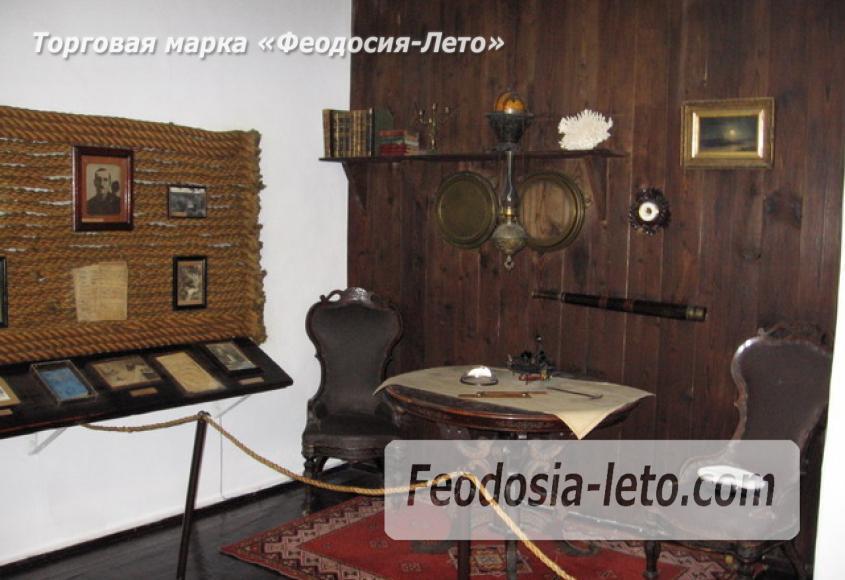 Музей Грина в Феодосии - фотография № 14