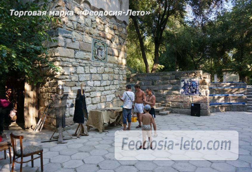 Комсомольский парк в Феодосии - парки города - фотография № 25