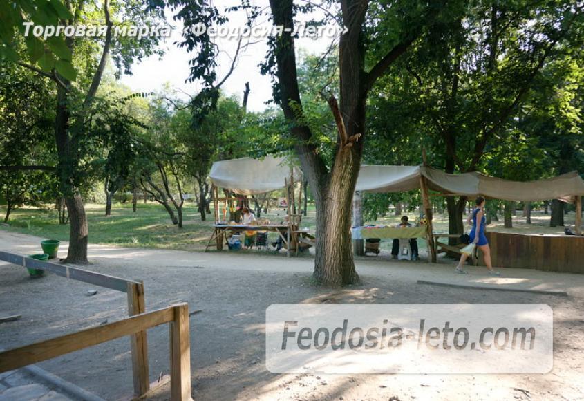 Комсомольский парк в Феодосии - парки города - фотография № 26