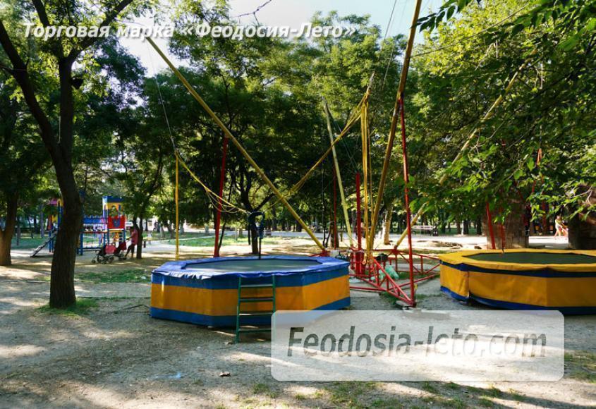 Комсомольский парк в Феодосии - парки города - фотография № 39