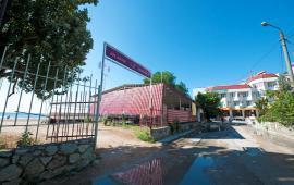 Стадион пляжных видов спорта в Феодосии
