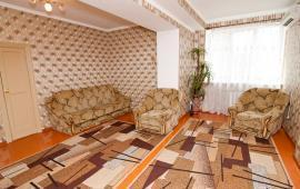 1 комнатная классическая квартира в Феодосии на улице Галерейная, 11