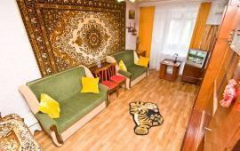 1 комнатная квартира - эконом в Феодосии, улица Боевая, 7