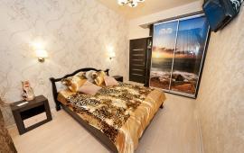1 комнатная квартира в Феодосии на самом берегу, Черноморская набережная
