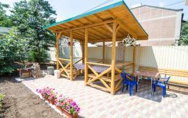 1 комнатный домик в Феодосии на улице Севастопольская