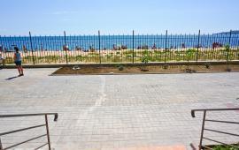 2-х комнатная квартира в Консоли на Черноморской набережной в г. Феодосия