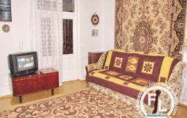 2 комнатная компактная квартира рядом с центральным рынком в Феодосии