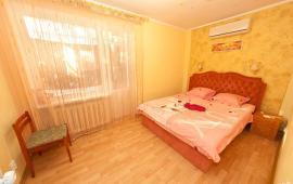 2 комнатная квартира на улице Дружбы, 34 в г. Феодосия на Золотом пляже