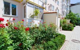 2 комнатная лаконичная квартира в Феодосии, переулок Колхозный, 7-А