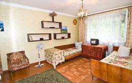 Однокомнатная квартира рядом с набережной в Феодосии
