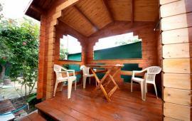 Дом в Феодосии для отдыха у моря в центре города