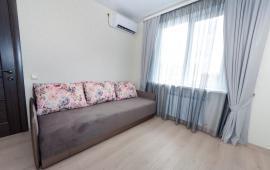 Дом из 4-комнат в посёлке Береговое